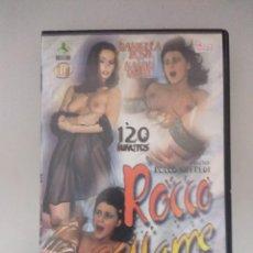 Peliculas: VHS EROTICO/ROCCO FOLLAM................/NACHO VIDAL.. Lote 171336787