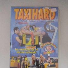 Peliculas: VHS EROTICO/TAXIHARD/NACHO VIDAL.. Lote 171336854