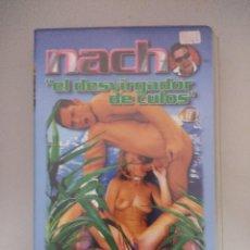 Peliculas: VHS EROTICO/EL DESVIR.........../NACHO VIDAL.. Lote 171336895