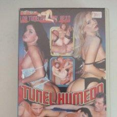Peliculas: VHS EROTICO/TUNEL HUMEDO/NIKKI ANDERSON.. Lote 171491092