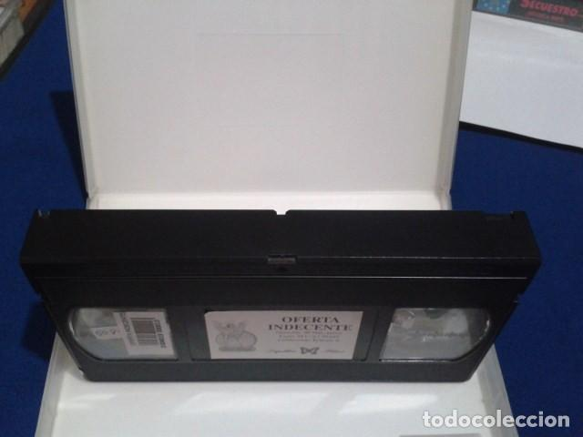 Peliculas: VHS X PAPILLON FILMS ( OFERTA INDECENTE ) SARA JANE HAMILTON, DEBORAH WELLS, JESSICA FOX - BIONCA - Foto 6 - 171771763