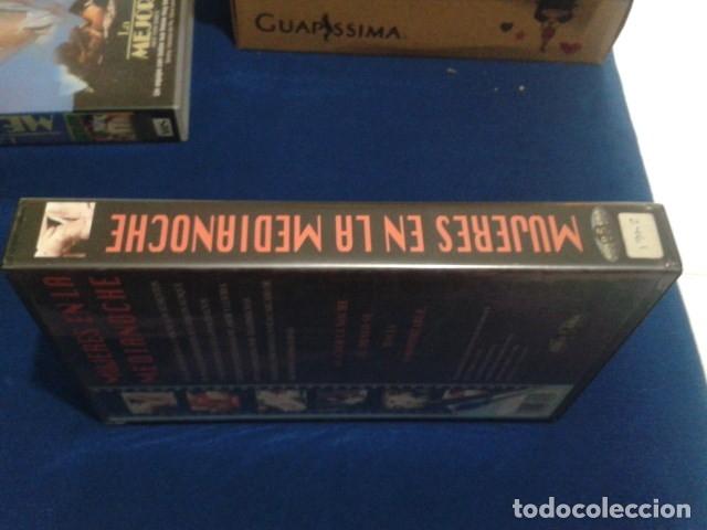 Peliculas: VHS CINE EROTICO GOLD ERA ( MUJERES EN LA MEDIANOCHE ) TITULO ORIGINAL: MADCHEN NACH MITTERNACH - Foto 2 - 172270319