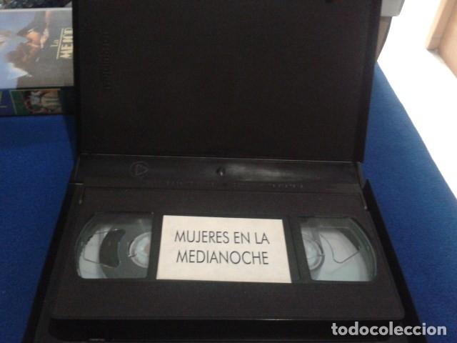 Peliculas: VHS CINE EROTICO GOLD ERA ( MUJERES EN LA MEDIANOCHE ) TITULO ORIGINAL: MADCHEN NACH MITTERNACH - Foto 4 - 172270319