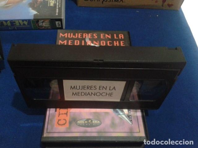 Peliculas: VHS CINE EROTICO GOLD ERA ( MUJERES EN LA MEDIANOCHE ) TITULO ORIGINAL: MADCHEN NACH MITTERNACH - Foto 5 - 172270319
