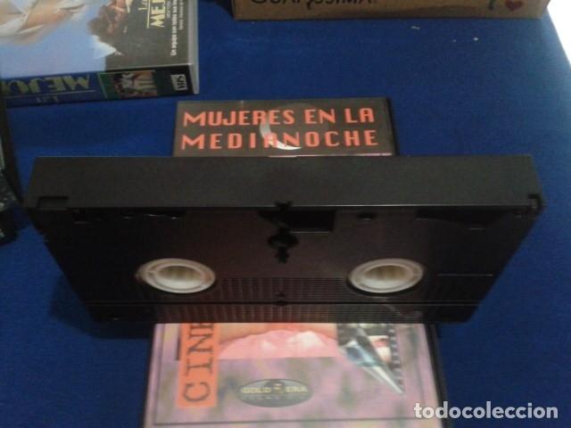 Peliculas: VHS CINE EROTICO GOLD ERA ( MUJERES EN LA MEDIANOCHE ) TITULO ORIGINAL: MADCHEN NACH MITTERNACH - Foto 6 - 172270319