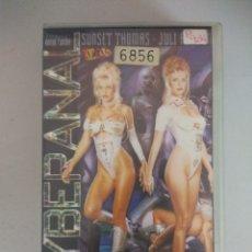 Peliculas: VHS EROTICO/CYBERANAL/KELLY TRUMP-ROCCO SIFFREDI.. Lote 172278622