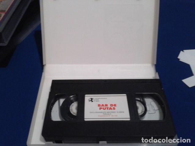 Peliculas: VHS X TOP GOLD SEX IFG ( BAR DE PUTAS ) DIRECTOR MIKE FOSTER: NIKIKI ANDERSON, HADJI HO, PAMELA LEE, - Foto 5 - 172457772