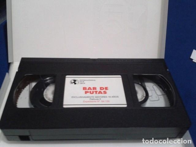 Peliculas: VHS X TOP GOLD SEX IFG ( BAR DE PUTAS ) DIRECTOR MIKE FOSTER: NIKIKI ANDERSON, HADJI HO, PAMELA LEE, - Foto 7 - 172457772