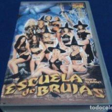 Peliculas: VHS X EROTICA ACID SEX ( ESCUELA DE BRUJAS ) DIRIGIDA POR JIM HOLLIDAY´S: MONICA MAYHEM, KELIE WILDE. Lote 172462539