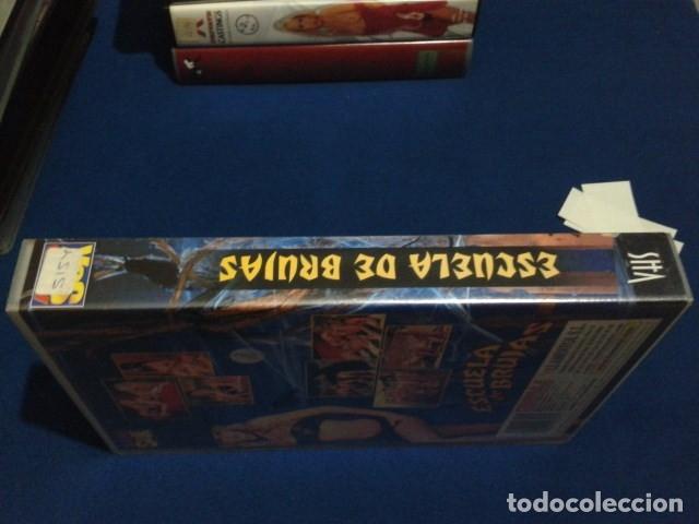 Peliculas: VHS X EROTICA ACID SEX ( ESCUELA DE BRUJAS ) DIRIGIDA POR JIM HOLLIDAY´S: MONICA MAYHEM, KELIE WILDE - Foto 2 - 172462539