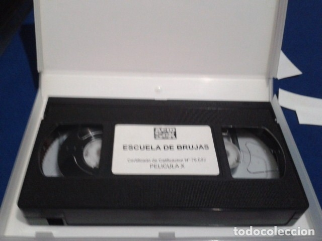 Peliculas: VHS X EROTICA ACID SEX ( ESCUELA DE BRUJAS ) DIRIGIDA POR JIM HOLLIDAY´S: MONICA MAYHEM, KELIE WILDE - Foto 4 - 172462539