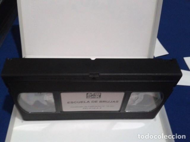 Peliculas: VHS X EROTICA ACID SEX ( ESCUELA DE BRUJAS ) DIRIGIDA POR JIM HOLLIDAY´S: MONICA MAYHEM, KELIE WILDE - Foto 5 - 172462539