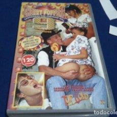 Peliculas: VHS X EROTICA TOP GOLD SEX ( CHERRY POPPERS - CASTIGADAS POR PORTARSE MAL 9 ) DIRECTOR MAX STEINER . Lote 172463615