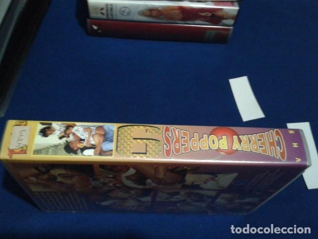 Peliculas: VHS X EROTICA TOP GOLD SEX ( CHERRY POPPERS - CASTIGADAS POR PORTARSE MAL 9 ) DIRECTOR MAX STEINER - Foto 2 - 172463615