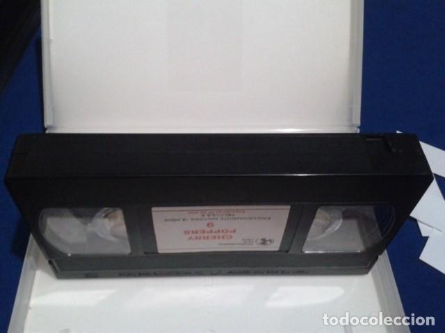 Peliculas: VHS X EROTICA TOP GOLD SEX ( CHERRY POPPERS - CASTIGADAS POR PORTARSE MAL 9 ) DIRECTOR MAX STEINER - Foto 7 - 172463615
