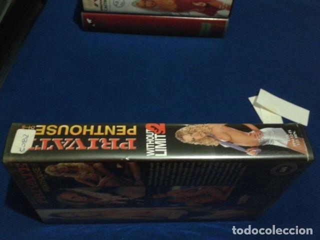 Peliculas: VHS X EROTICA PRIVATE ( PENTHOUSE - WITHOUT LIMIT S2 ) DIRECTOR ANTONIO ADAMO: CLAUDIA JACKSON, - Foto 3 - 172463985