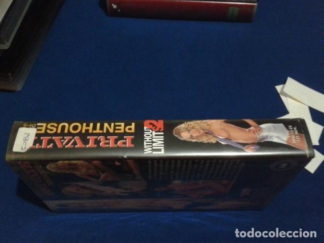Peliculas: VHS X EROTICA PRIVATE ( PENTHOUSE - WITHOUT LIMIT S2 ) DIRECTOR ANTONIO ADAMO: CLAUDIA JACKSON, - Foto 5 - 172463985
