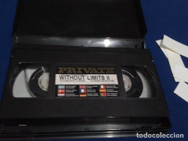 Peliculas: VHS X EROTICA PRIVATE ( PENTHOUSE - WITHOUT LIMIT S2 ) DIRECTOR ANTONIO ADAMO: CLAUDIA JACKSON, - Foto 6 - 172463985