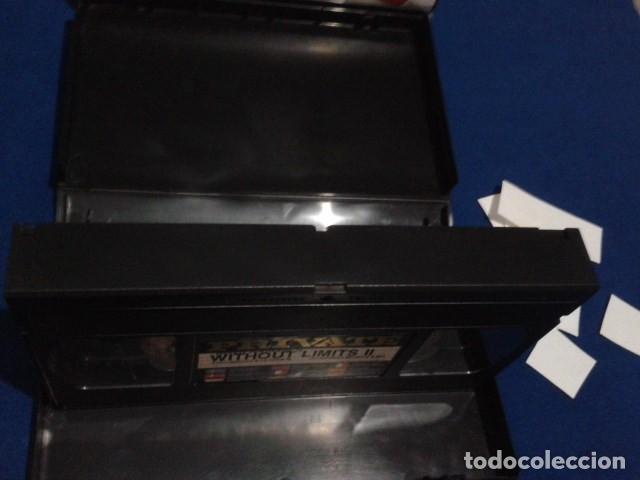 Peliculas: VHS X EROTICA PRIVATE ( PENTHOUSE - WITHOUT LIMIT S2 ) DIRECTOR ANTONIO ADAMO: CLAUDIA JACKSON, - Foto 7 - 172463985