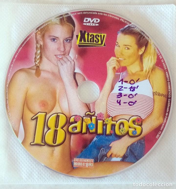 Peliculas de cine porno you ttube 18 Anitos Coleccion Xtasy Cine X Porno Sold Through Direct Sale 176264285