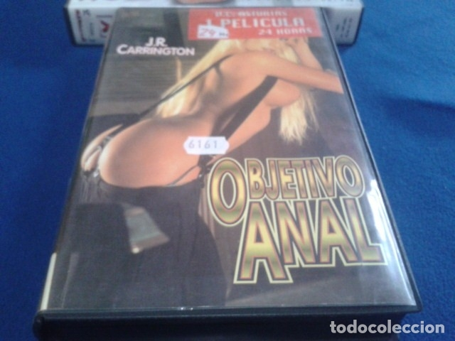 Peliculas: VHS ADULTOS X STYLUS FILMS ( OBJETIVO ANAL ) J.R. CARRINGTON, DALLAS D´AMOUR, KERRI DOWNS, DALNY MAR - Foto 1 - 176456452