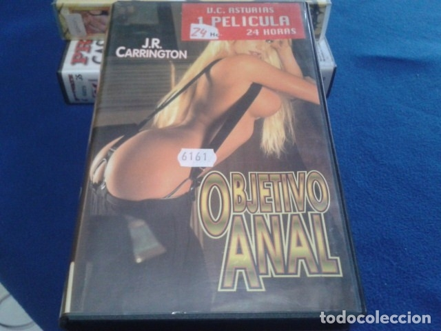 Peliculas: VHS ADULTOS X STYLUS FILMS ( OBJETIVO ANAL ) J.R. CARRINGTON, DALLAS D´AMOUR, KERRI DOWNS, DALNY MAR - Foto 2 - 176456452