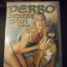 Peliculas: VHS - PERRO AMANTE FIEL - DOGS ANIMALS BOXER - IFG. Lote 177708372