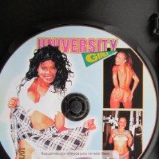 Film: UNIVERSITY GIRLS , PELICULA DVD PORNO SOLO PARA ADULTO ,. Lote 181154765