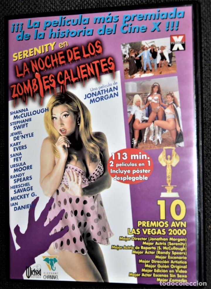 Peliculas porno en español parodias Parodias X Terror Porno La Noche De Los Zombie Sold At Auction 181965128