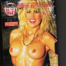 Peliculas: VHS SUNSET EN EL CARIBE. COL. PRIMERA LINEA.SOLO PARA ADULTOS. Lote 182704451
