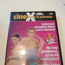 Peliculas: G-SEV12 DVD PELICULA X PARA ADULTOS PORNO SABROSOS CONEJITOS INCESTO. Lote 206192738