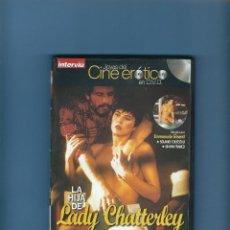 Peliculas: DVD - LA HIJA DE LADY CHATTERLEY - JOYAS DEL CINE ERÓTICO. Lote 188531865