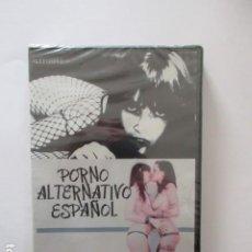 Peliculas: DVD PORNO ALTERNATIVO ESPAÑOL, PRECINTADO, MORBO ESPAÑOL, RAREZA. Lote 188839633