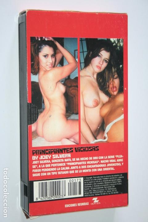 Peliculas: PRINCIPIANTES VICIOSAS *** ZONA GONZO X *** VHS EROTICO - Foto 2 - 189442871