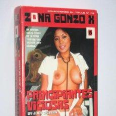 Peliculas: PRINCIPIANTES VICIOSAS *** ZONA GONZO X *** VHS EROTICO. Lote 189442871