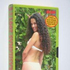 Peliculas: BRASILEÑAS 2001 (REVISTA MAN) *** VHS EROTICO. Lote 189443213