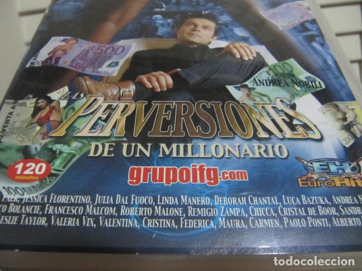 Peliculas: PERVERSIONES DE UN MILLONARIO DVD 120 MINUTOS - Foto 2 - 190306575