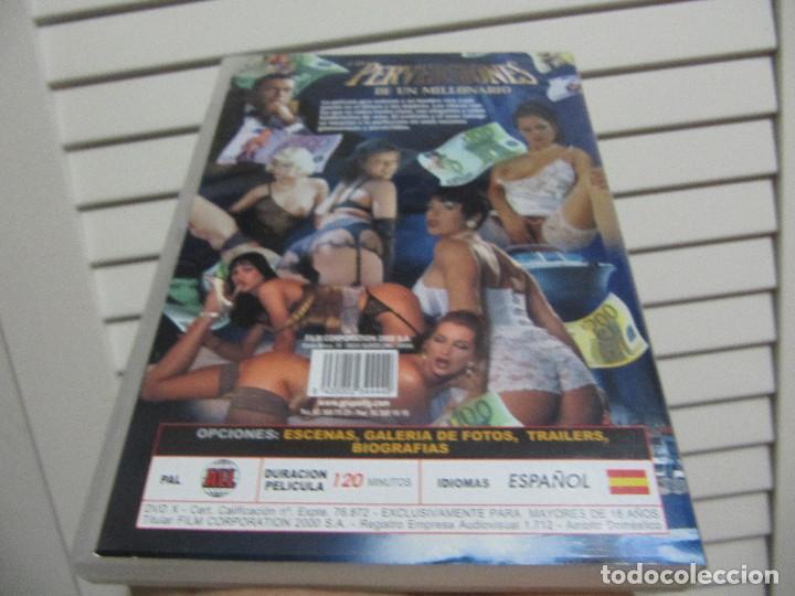 Peliculas: PERVERSIONES DE UN MILLONARIO DVD 120 MINUTOS - Foto 3 - 190306575