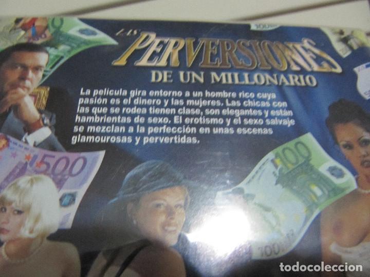 Peliculas: PERVERSIONES DE UN MILLONARIO DVD 120 MINUTOS - Foto 6 - 190306575