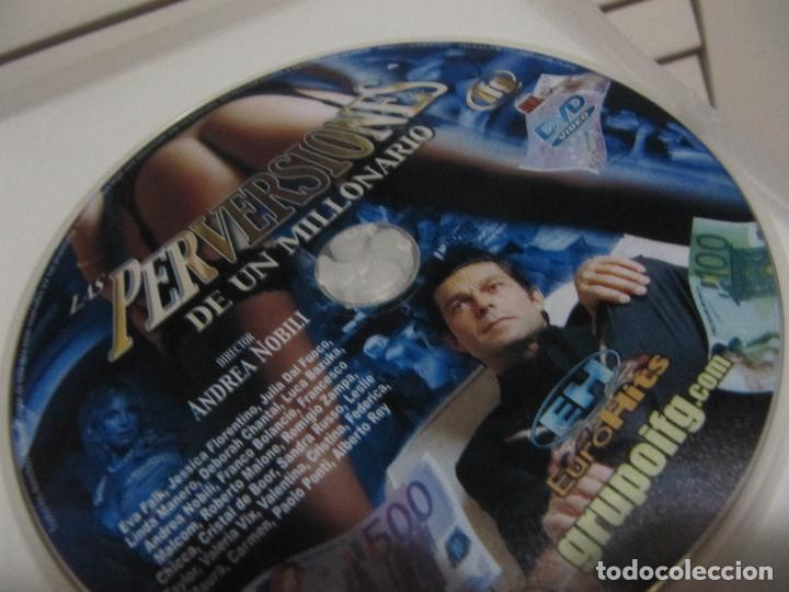 Peliculas: PERVERSIONES DE UN MILLONARIO DVD 120 MINUTOS - Foto 7 - 190306575