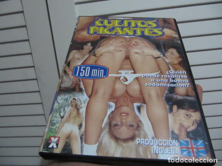 CULITOS PICANTES DVD 150 MINUTOS (Coleccionismo para Adultos - Películas)