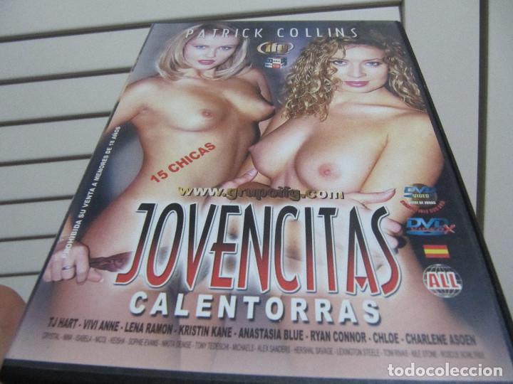JOVENCITAS CALENTORRAS-PATRICK COLLINS (Coleccionismo para Adultos - Películas)