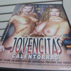 Peliculas: JOVENCITAS CALENTORRAS-PATRICK COLLINS. Lote 190306746