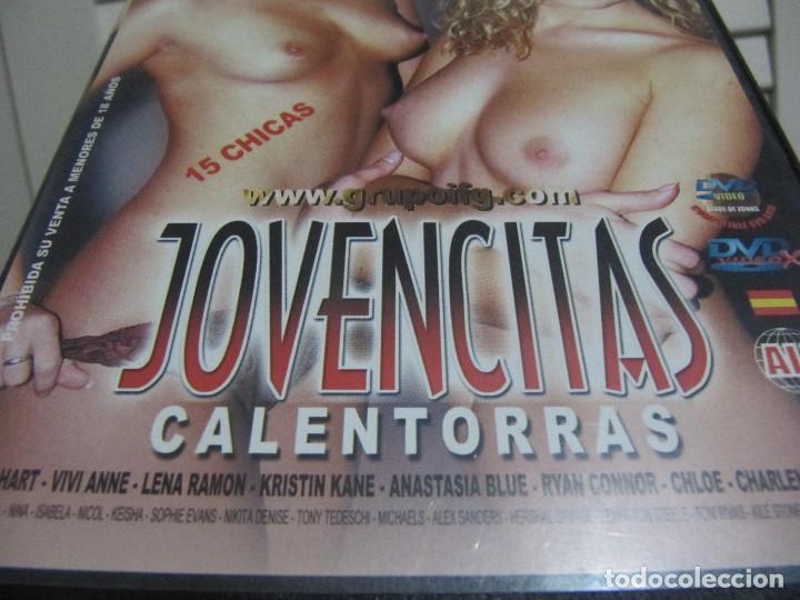 Peliculas: JOVENCITAS CALENTORRAS-PATRICK COLLINS - Foto 2 - 190306746