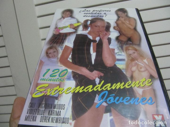 EXTREMADAMENTE JOVENES (Coleccionismo para Adultos - Películas)