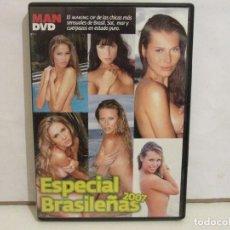 Peliculas: ESPECIAL BRASILEÑAS 2007 - MISS SAO PAULO 2007 INCLUIDA - MAN - DVD - XXX - NM+/NM+. Lote 193207611