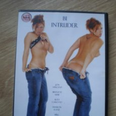 Peliculas: DVD PORNO. BE INTRUDER. ORIGINAL. PERFECTO VISIONADO. Lote 194266158