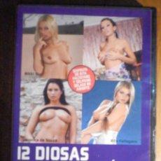 Peliculas: PELICULA ADULTOS DVD - 12 DIOSAS EN ACCIÓN Nº 7 -. Lote 195260528