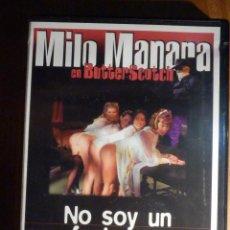 Peliculas: PELICULA ADULTOS DVD - NO SOY UN FANTASMA - MILO MANARA EN BUTTER SCOTCH - 5. Lote 195342896