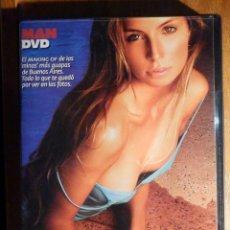 Peliculas: PELICULA ADULTOS DVD - MAN - MAKING OF - ESPECIAL MUJERES ARGENTINAS . Lote 195342957